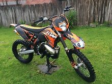 2009 ktm 300 exc rec reg well setup Moe Latrobe Valley Preview