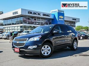 2012 Chevrolet Traverse LT, REMOTE START, 8 PASSENGER *MINT*