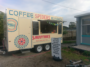 Mobile Food and Beverage Trailer Port Sorell Latrobe Area Preview