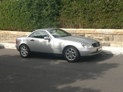 Immaculate SLK convertible, open to all reasonable offers Acton North Canberra Preview