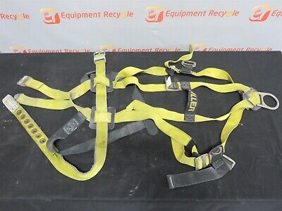 Miller 8095 Full Body Safety Harness Size L 310 Lbs Capacity