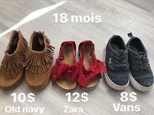 Chaussures 5 5.5