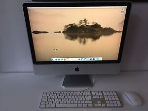 IMac 24 inch A1225 - Fully upgraded