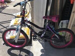 Kids Monster High Bike