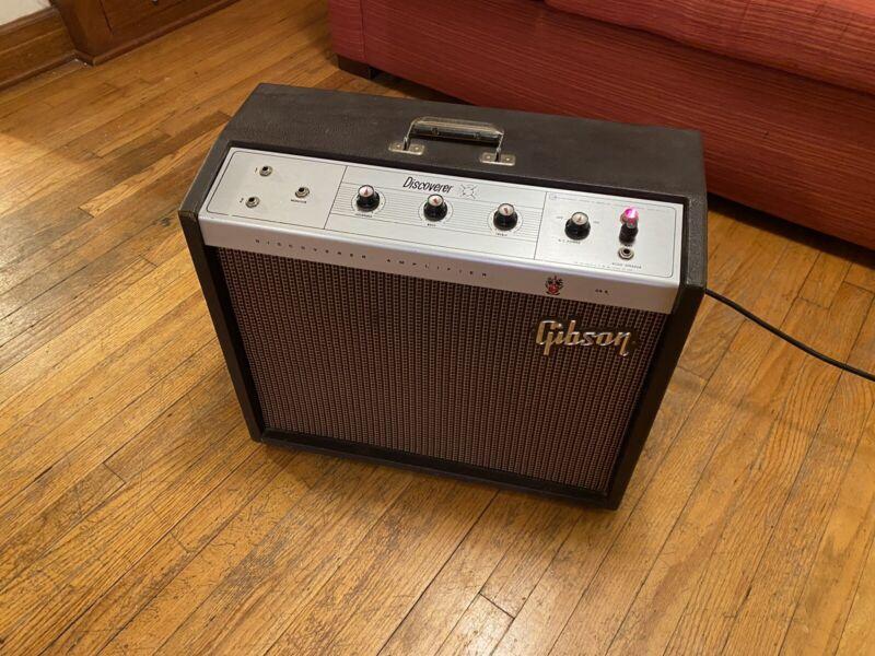Gibson Ga-8 Discover Tube Amp