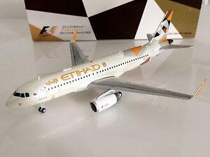 AVIATIONMODELSHOP JC Wings 1:200 Etihad Airways Airbus A320