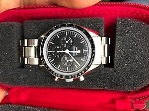 Omega Moon Watch LOST Balmain Leichhardt Area Preview