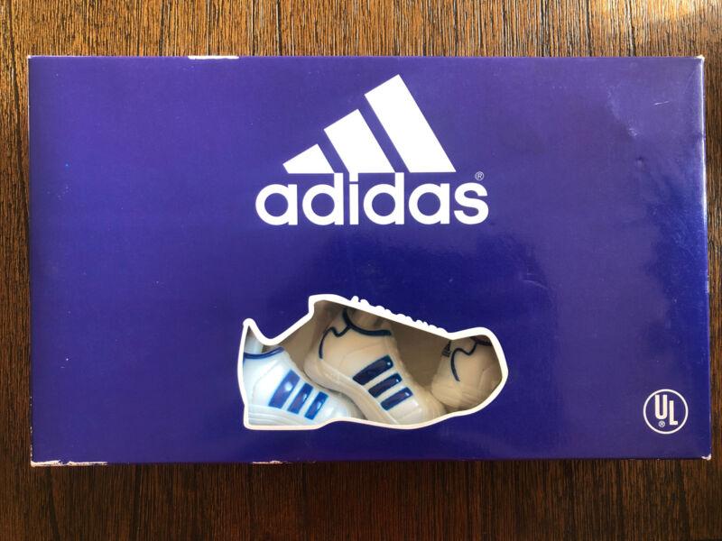 New Open Box Adidas 10 String Lights Shell Toe Samba Shoes Set Vtg Rare 10 Feet