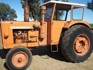 Chamberlain Champion 306 Tractor Forbes Forbes Area Preview