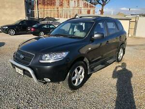 2007 Hyundai Santa Fe ABSOLUTE BEAUTY Rosewater Port Adelaide Area Preview