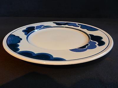 Villeroy & Boch Speiseteller BLUE CLOUD Vitro-Porzellan aus den 70er Jahren