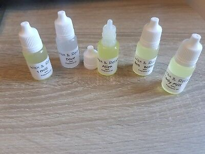Designer Fragrance Oils Candle Wax Melts Oil Burners Diffusers Highest Quality