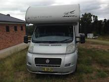 Jayco Optimum Motor Home and Suzki Swift for sale Blue Mountains Preview