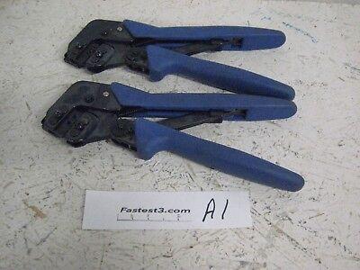 Tyco Electronics K 0725 Crimper Tool 2pk