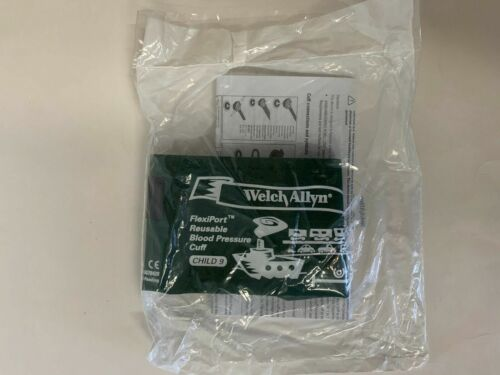 Welch Allyn Child-9 FlexiPort Reusable Blood Pressure Cuff