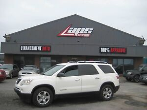 GMC Acadia Traction intégrale, 4 portes SLE