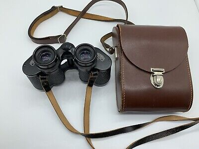 Carl Zeiss Binoculars 8x30 With Case