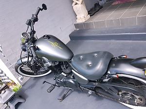 Yamaha 250 virago bobber lams Shellharbour Shellharbour Area Preview
