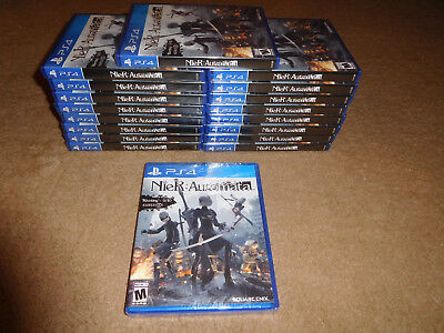 Nier Automata Sony PlayStation 4 PS4 Game BRAND NEW FACTORY SEALED!