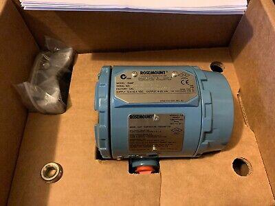 Rosemount Hart Temperature Transmitter 3144p D1a1e5m5b4