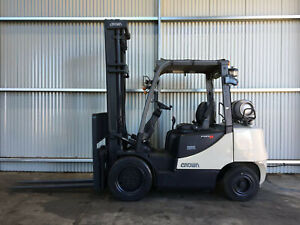Crown CG35 CG Series Std Forklift Mulgrave Monash Area Preview