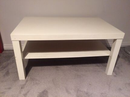 Television TV coffee table (small to medium size)