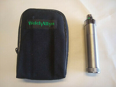 Welch Allyn Diagnostic 20000 Otoscope Ophthalmoscope Battery Bulb Case Only