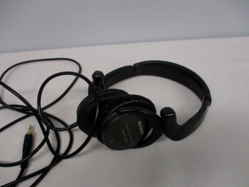 VINTAGE SONY DYNAMIC STEREO HEADPHONES MDR-V400 MADE IN JAPAN
