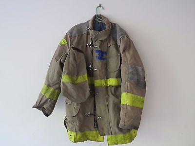 Coast Guard Janesville Lion Apparel Firefighter Turnout Jacket
