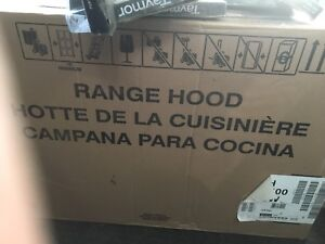 Ikea Range Hood (under cabinet) (3 of these available)
