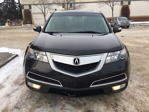 2013 Acura MDX- Tech Pakage - loaded