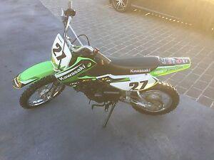 klx 110 2002 model Windaroo Logan Area Preview