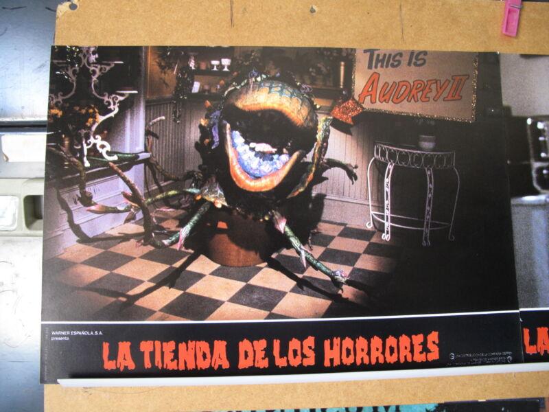 249 La tienda de los horrores Frank Oz Rick Moranis,  Ellen Greene,  Steve Marti