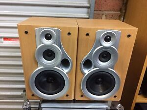 Kenwood 100w home audio speakers Narre Warren South Casey Area Preview