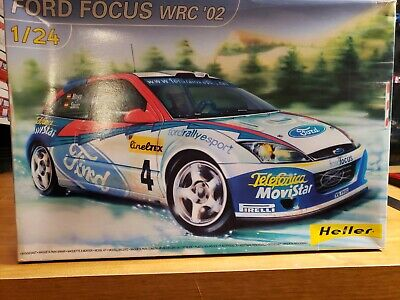 Heller 1/24 Ford Focus RS WRC # 80735