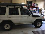 2011 Toyota Land Cruiser Workmate Wilson Canning Area Preview