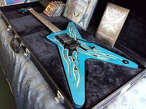 Dean ML Buddy Blaze electric guitar Coomera Gold Coast North Preview
