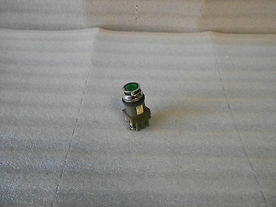 Izumi  Denki Green Illuminated Push Button, 14Z14N, 12V,  Used, Warranty