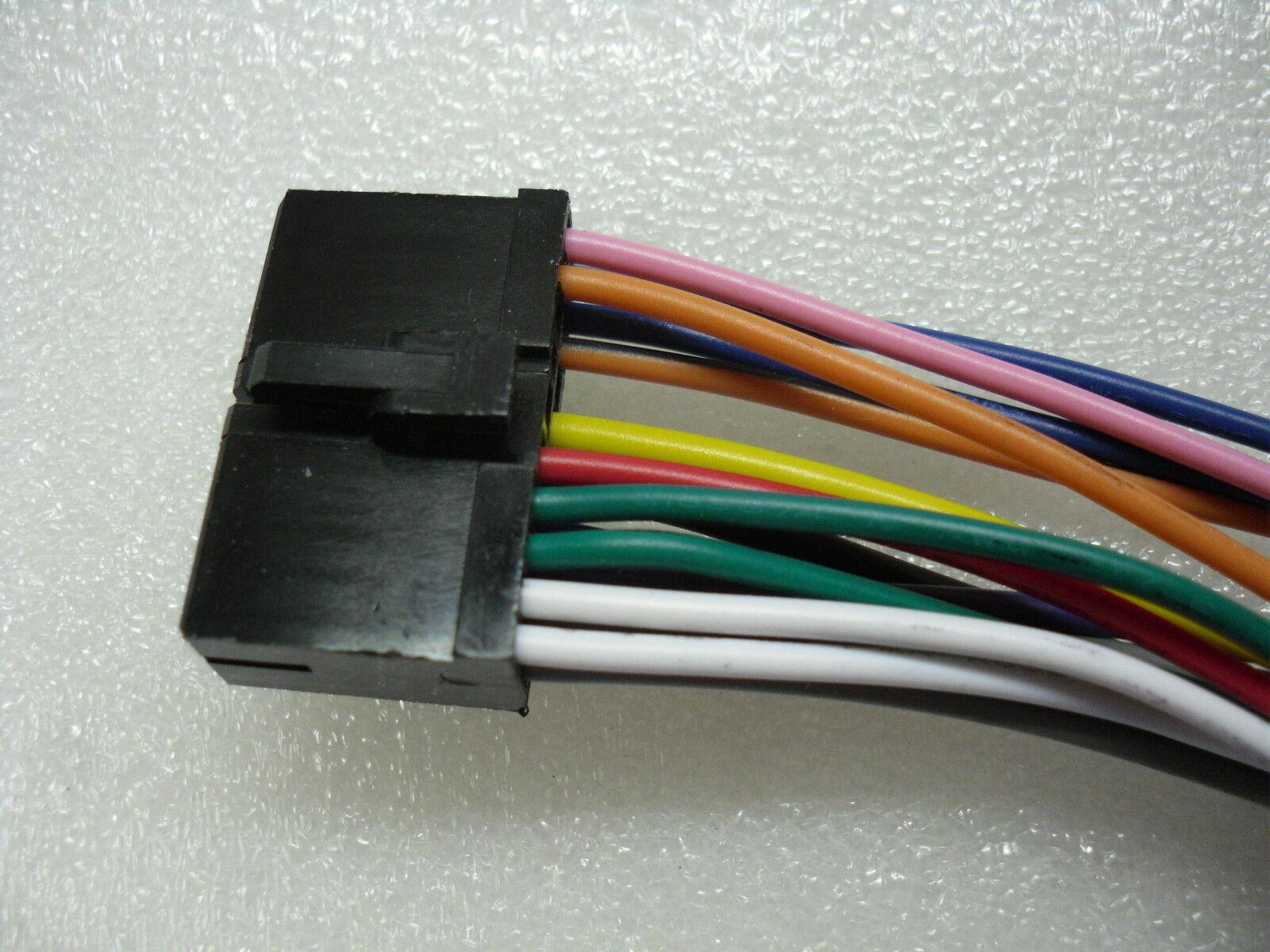... Dual Axxera AV6116Bi, AV6117B, AVM70, AVM80, AVM72NAV, AVM82NAV wire  harness фото