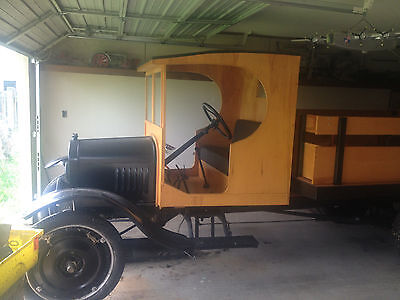 Ford : Model T no 1926 ford model t c cab dually stake bed truck