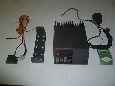 Ge Mls Axa9hh-mlsl161 29.7-42 Mhz Low Band 60 Watt Two Way Radio W Mic Mlsl161