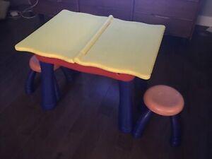 Table tableau enfant