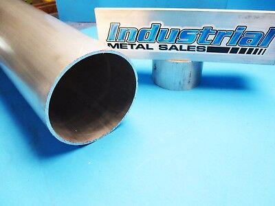 4-34 Od X 24long X 18 Wall 6061 T6511 Aluminum Round Tube-4.750 Od X .125