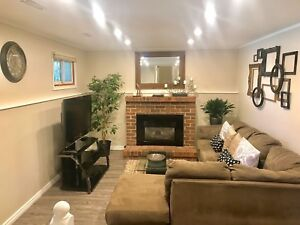Flexible Furnished 2 apt on mountain newly renovated