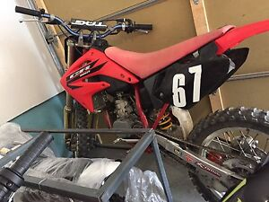 2006 Honda CR85 BIG WHEEL with 105 BIG BORE KIT!! SUPER MINI