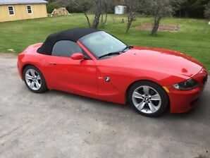 BMW Z4 2006 auto with paddle shift