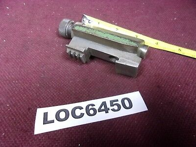 Carriage Stop Moves Freely Lathe Mill Grinder Loc6450