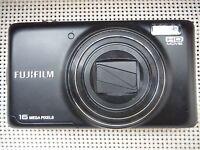 Fujifilm Finepix T Serie T400 16.0mp Fotocamera Digitale -10x Zoom Hd Film- Nero -  - ebay.it