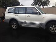 2002 Mitsubishi Pajero Exceed Nowra Nowra-Bomaderry Preview