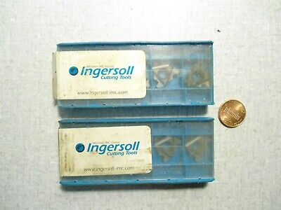 Ingersoll 22er5acme Tt9030 Carbide Inserts Lot Of 10